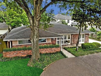 Houston Single Family Home For Sale: 4647 Richmond Avenue