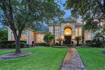 Houston Single Family Home For Sale: 13914 Barnhart Boulevard
