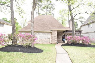 Single Family Home For Sale: 11910 Park Creek Drive