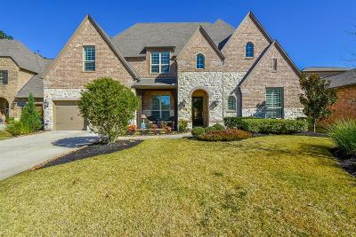 Montgomery Single Family Home For Sale: 114 Checkerbloom Court