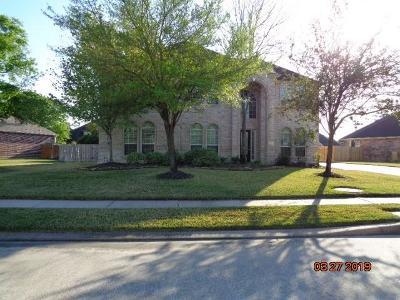 Single Family Home For Sale: 7103 Diamond Falls Lane