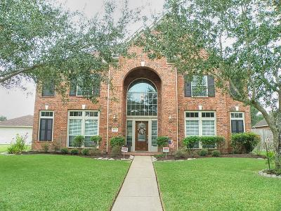 Friendswood Single Family Home For Sale: 1917 Pampas Trail Drive