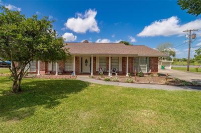 Baytown Single Family Home For Sale: 156 N Burnett Drive