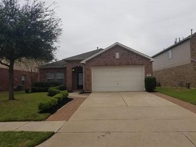Katy Single Family Home For Sale: 502 Stream Mill Lane