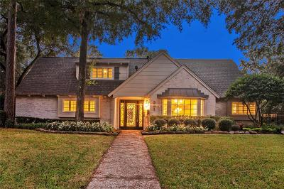 Houston Single Family Home For Sale: 531 Kickerillo Drive
