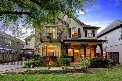 Bellaire Single Family Home For Sale: 4914 Mayfair Street