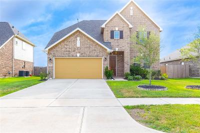 Rosenberg Single Family Home For Sale: 2311 Leonetti