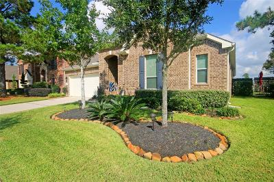 Humble Single Family Home For Sale: 4743 Canyon Shore Drive