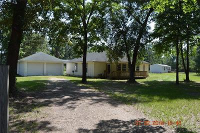 Dayton Single Family Home For Sale: 270 County Road 3015