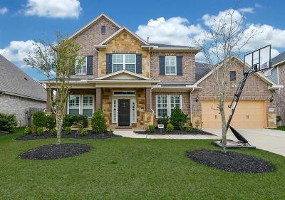 Katy Single Family Home For Sale: 27015 Lindenwood Creek Lane