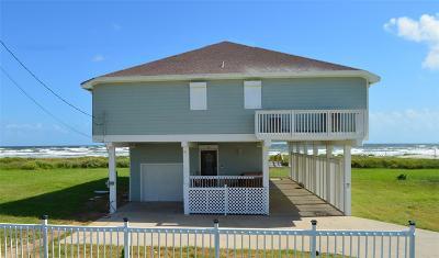 Galveston Single Family Home For Sale: 24079 San Luis Pass Road