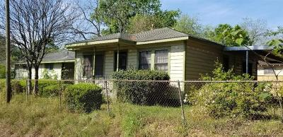 Single Family Home For Sale: 7615 Mount Street