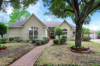 Houston Single Family Home For Sale: 1807 Royal Fern Court