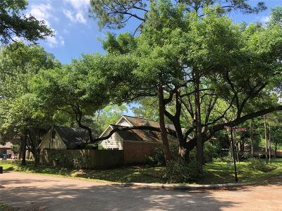 Houston Single Family Home For Sale: 931 Magdalene Drive