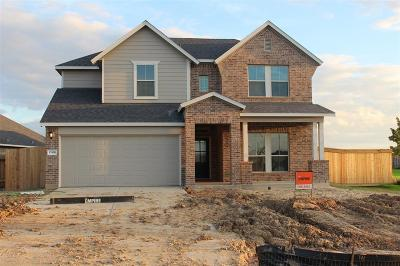 Hockley Single Family Home For Sale: 17450 Farm Pasture Trail