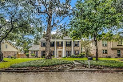 Humble Single Family Home For Sale: 19615 Hurst Wood Drive