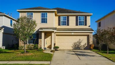 Katy Single Family Home For Sale: 2922 Brightspring Court