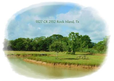 Rock Island TX Farm & Ranch For Sale: $230,000