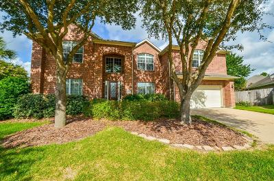 Houston Single Family Home For Sale: 16510 Pavonia Court