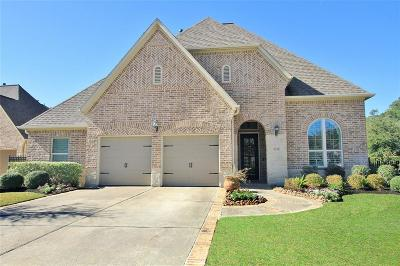 Kingwood Single Family Home For Sale: 1319 Blantyre Way
