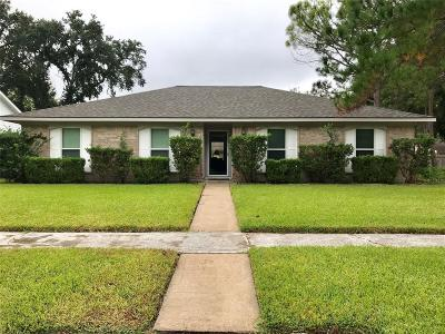 Houston Single Family Home For Sale: 12402 Chessington Drive