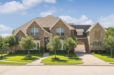 Friendswood Single Family Home For Sale: 301 Grand Ranch Lane