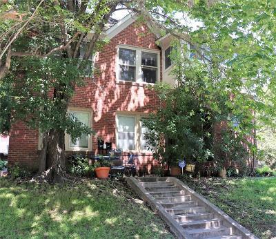 Houston Multi Family Home For Sale: 702 Stanford Street