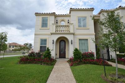 Houston Condo/Townhouse For Sale: 13622 Teal Bluff Lane