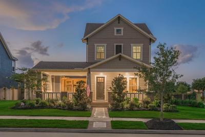 Cypress Single Family Home For Sale: 18402 Hughlett Drive