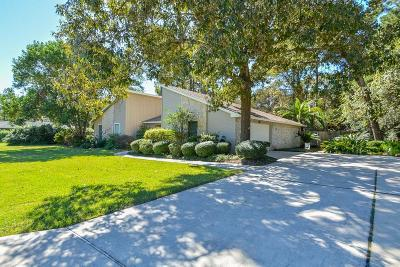 Tomball Single Family Home For Sale: 13115 Mercer Drive
