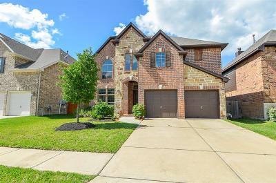 Kingwood Single Family Home For Sale: 21316 Kings Guild Lane
