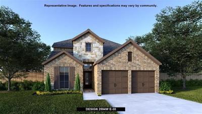Richmond Single Family Home For Sale: 2615 Primrose Bloom Lane