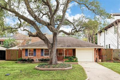 Houston Single Family Home For Sale: 4519 Oakshire Drive