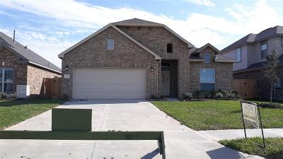 Texas City Single Family Home For Sale: 8821 Explorer Drive