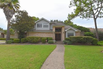Houston Single Family Home For Sale: 2322 Binley Drive
