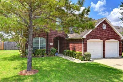 League City, League Single Family Home For Sale: 407 Cedar Branch Drive