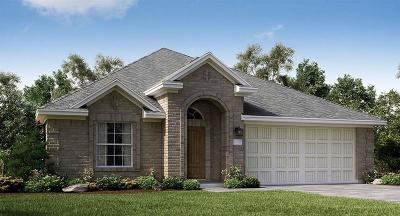 Conroe Single Family Home For Sale: 2758 Little Caney Way