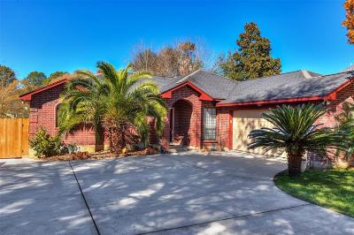 Montgomery Single Family Home For Sale: 28752 Aloha Lane