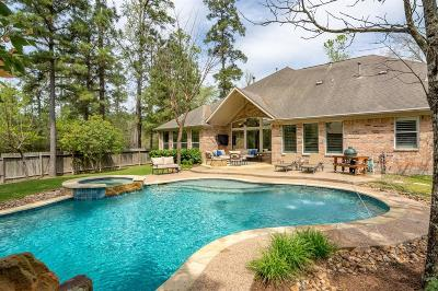 The Woodlands Single Family Home For Sale: 47 Goldwood Place