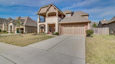 Conroe Single Family Home For Sale: 8319 Sands Bank Lane