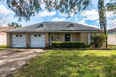 Deer Park Single Family Home For Sale: 4213 Justin Lane