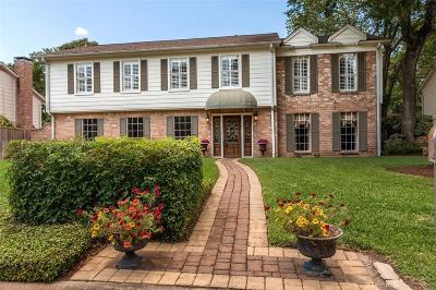 Seabrook Single Family Home For Sale: 4015 Manorfield Drive
