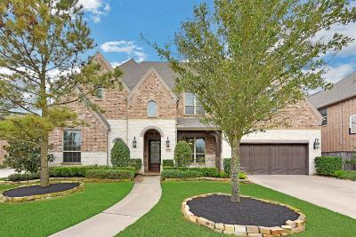 Katy Single Family Home For Sale: 3318 Wimberly Place Lane