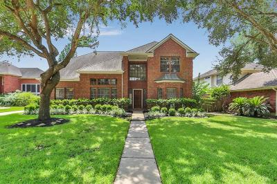 Sugar Land Single Family Home For Sale: 1607 Berkoff Drive
