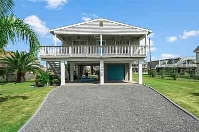 Jamaica Beach Single Family Home For Sale: 16522 Jean Lafitte Road