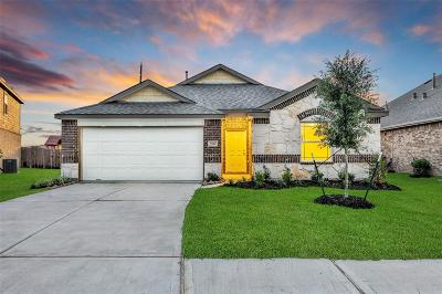 Magnolia Single Family Home For Sale: 12408 Southern Trail Court
