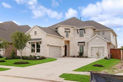 Single Family Home For Sale: 1710 Brea Ridge Trace