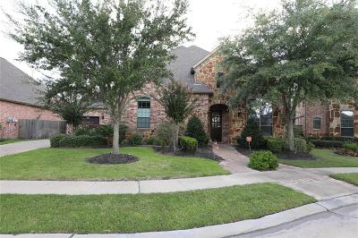 Sugar Land Single Family Home For Sale: 1206 Pelham Place