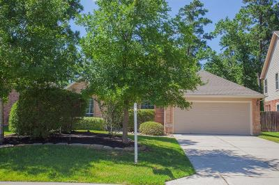 The Woodlands Single Family Home For Sale: 101 N Frontera Circle