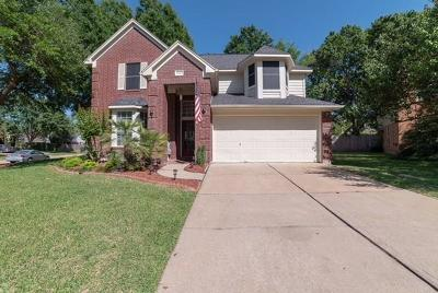 Sugar Land Single Family Home For Sale: 16807 Springfield Court